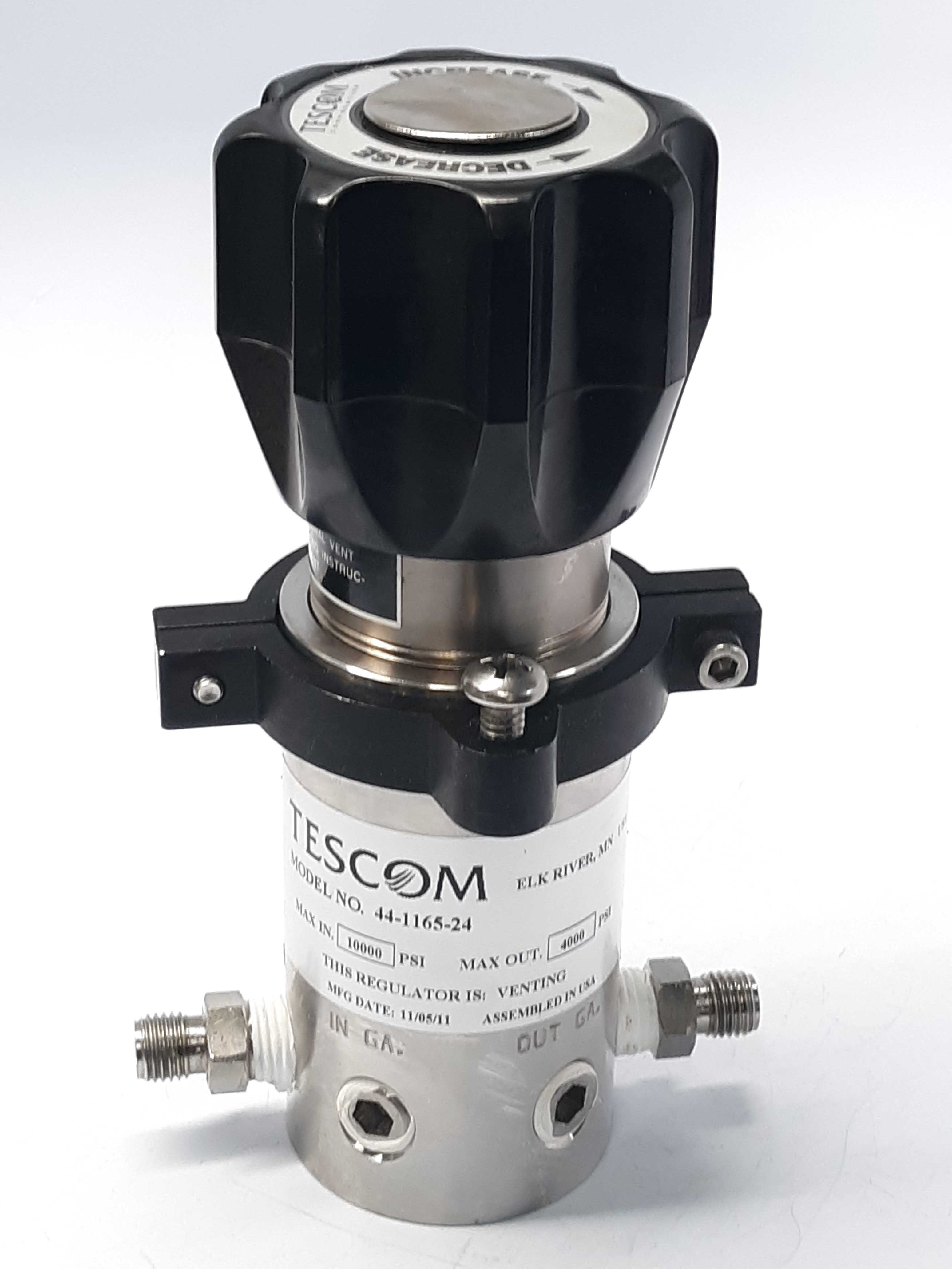 Tescom 44-1165-24 Regulator