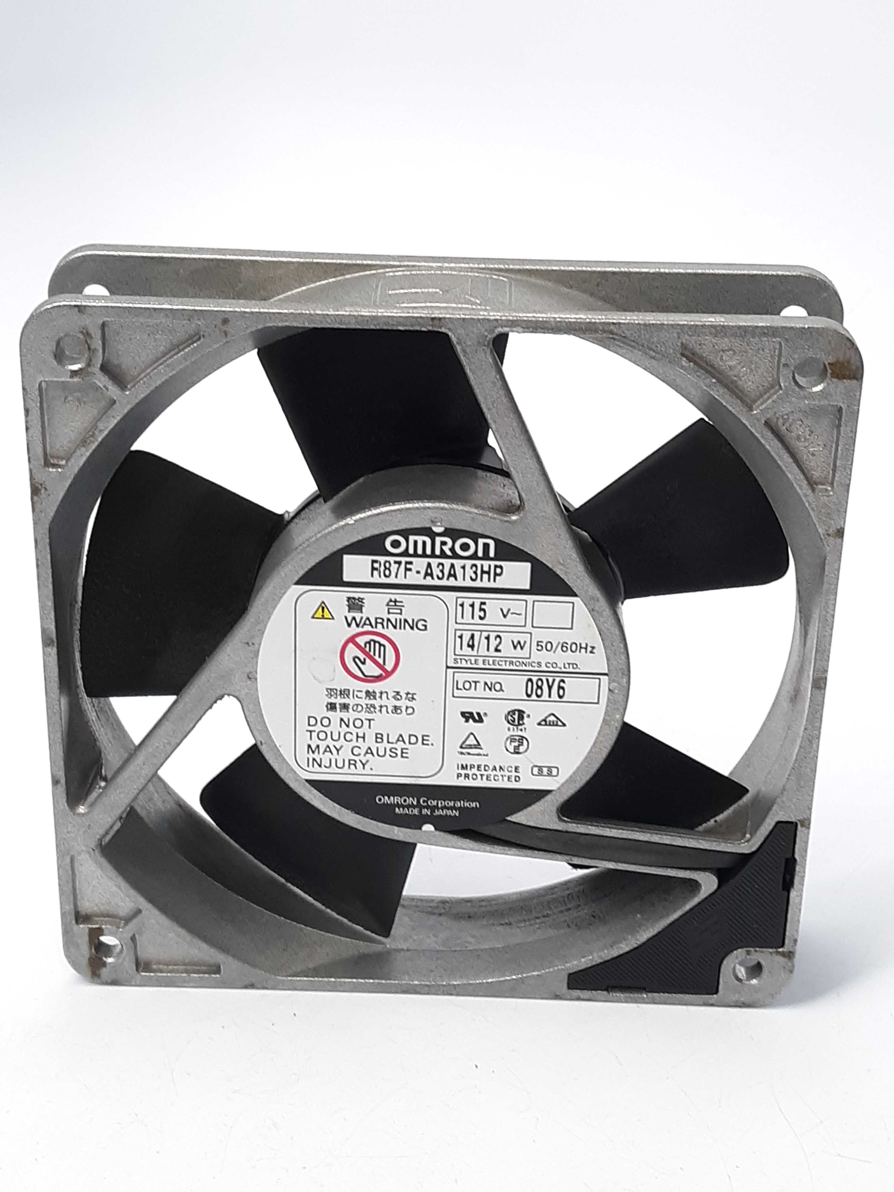 Omron R87F-A3A13HP Cooling Fan