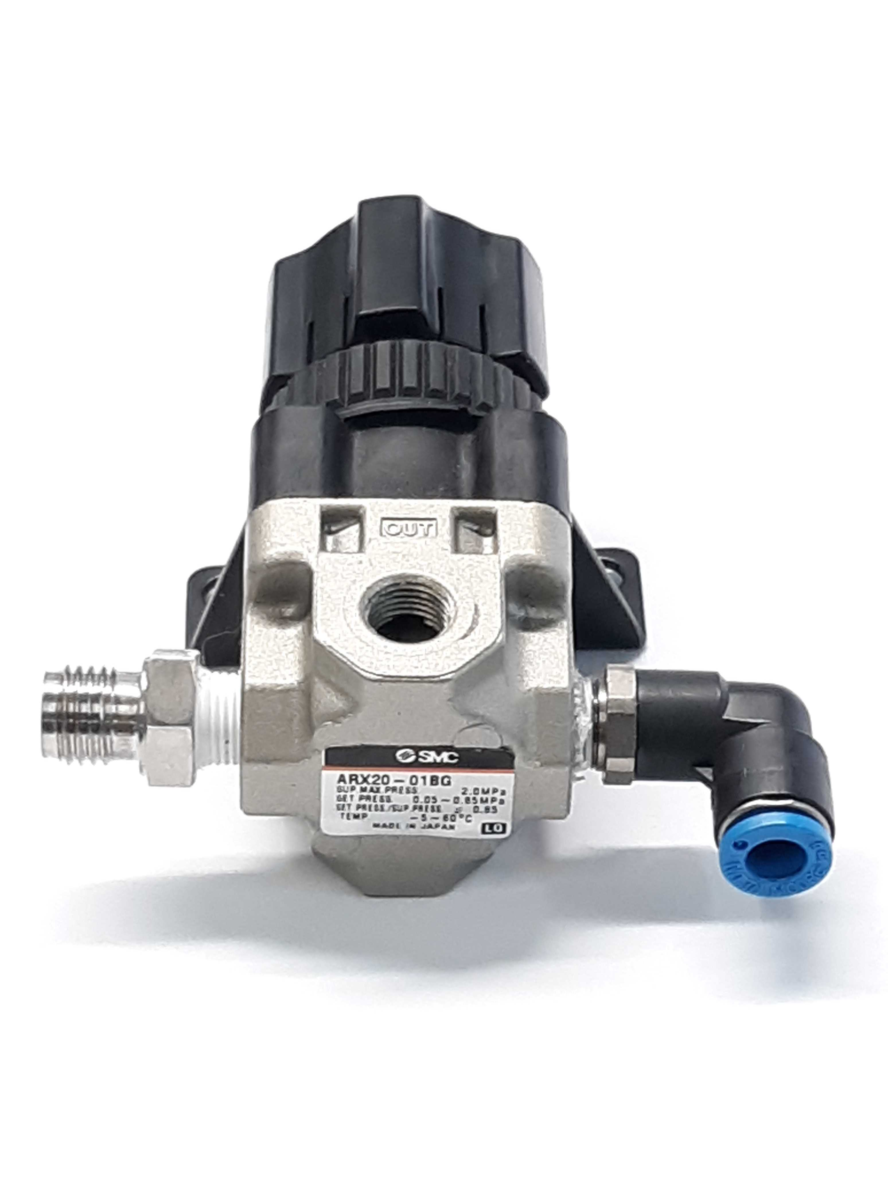 SMC ARX20-01BG Regulator Valve