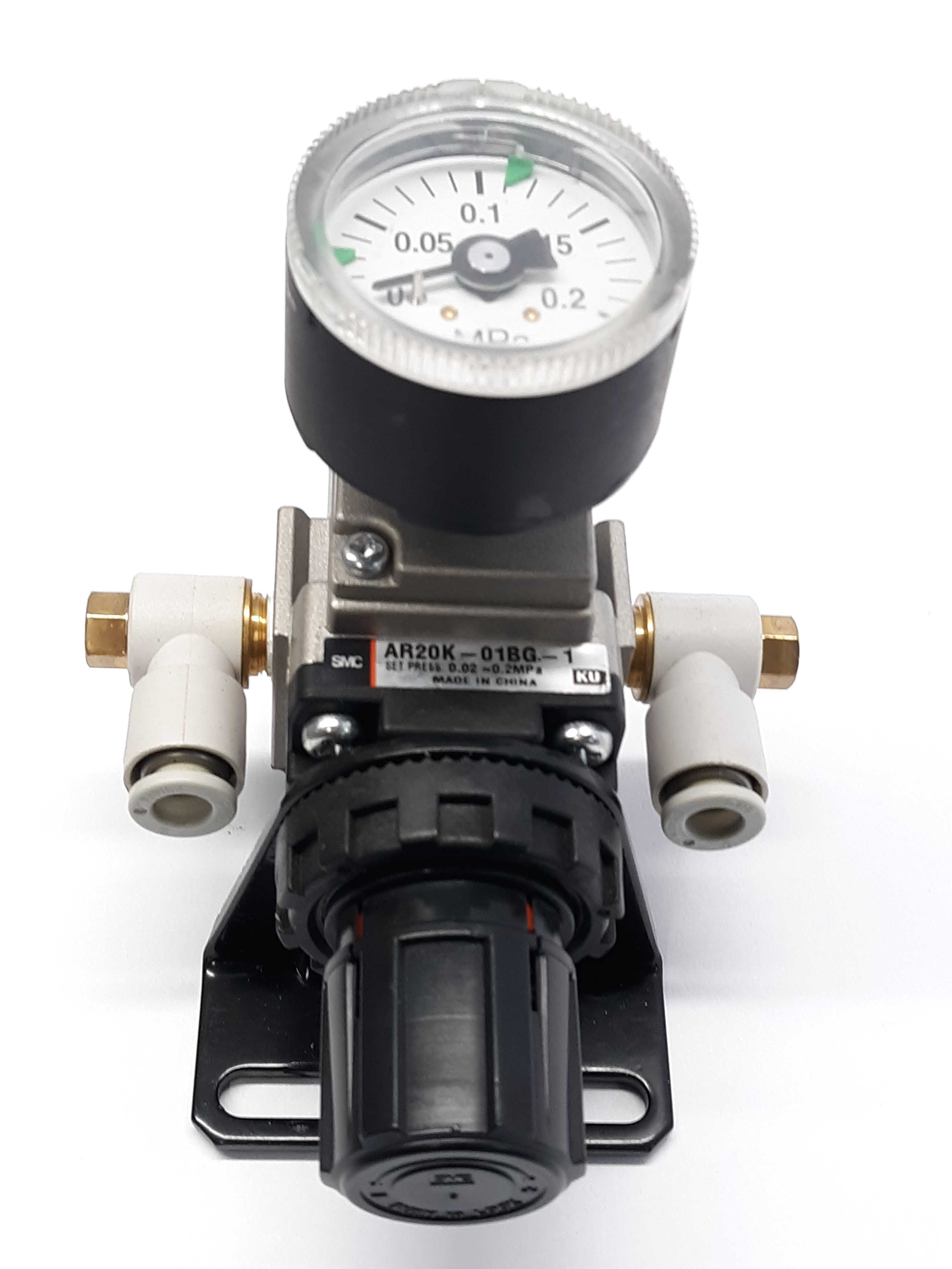 SMC AR20K-01BG-1 Regulator Valve
