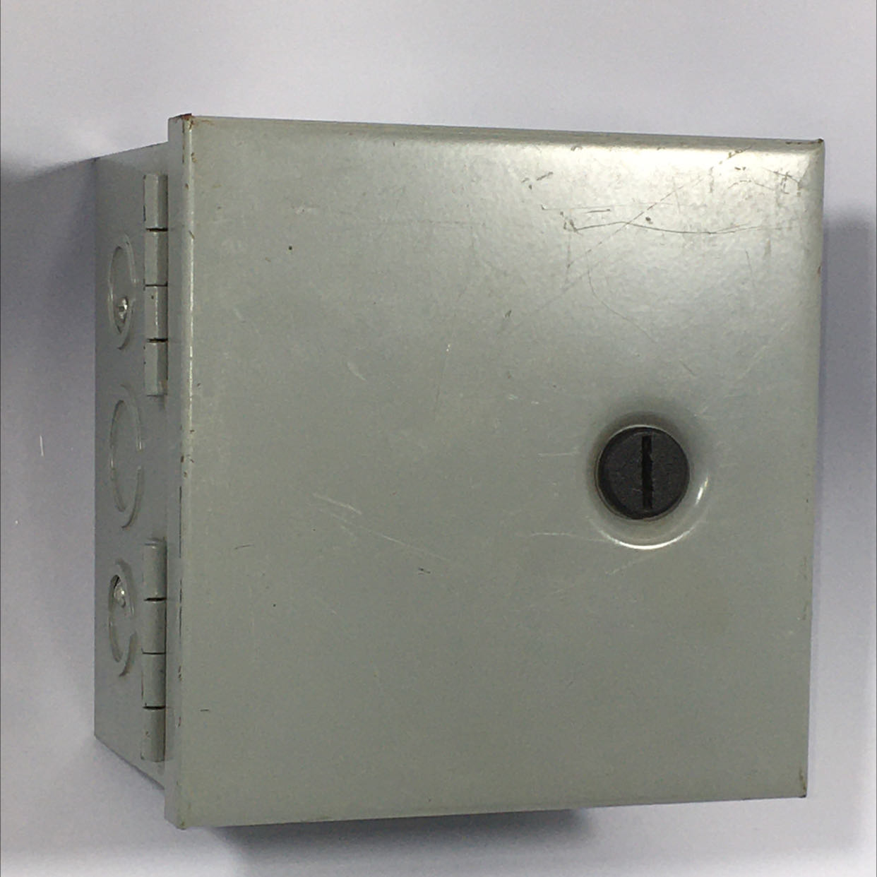 Hoffman A-HE6X6X4 Type 1 Enclosure/Electric Box