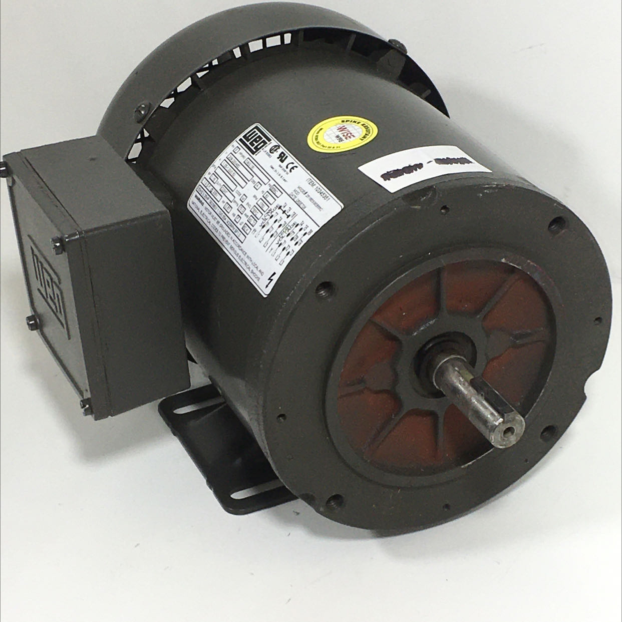 Weg 2518ES3EB56C General Purpose Motor