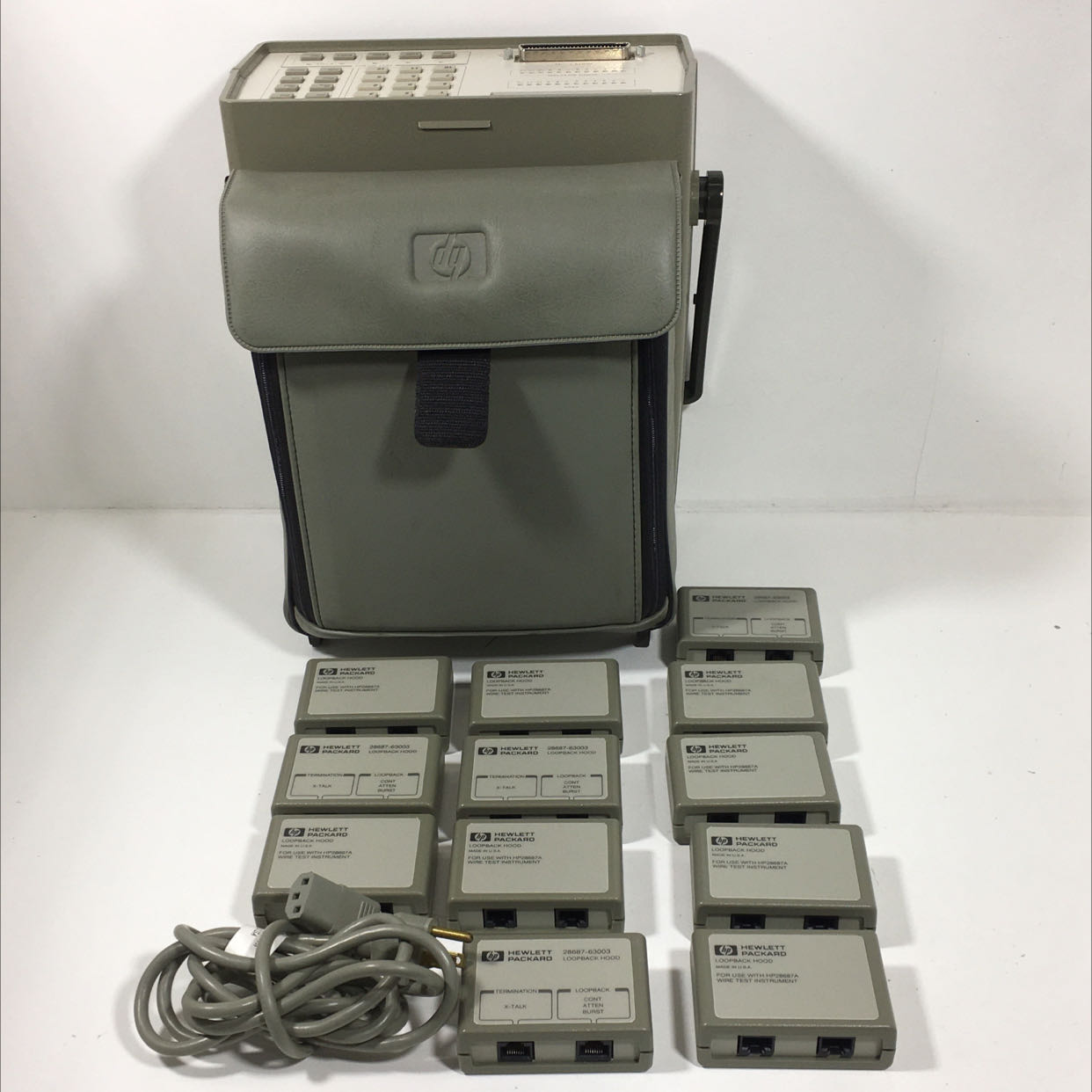 Hewlett Packard 28687A Wire Test Instrument