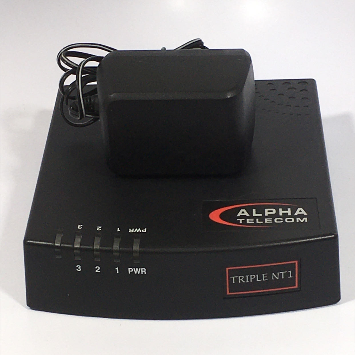 Alpha Telecom Quad/Triple NT1 Network Termination with Adapter