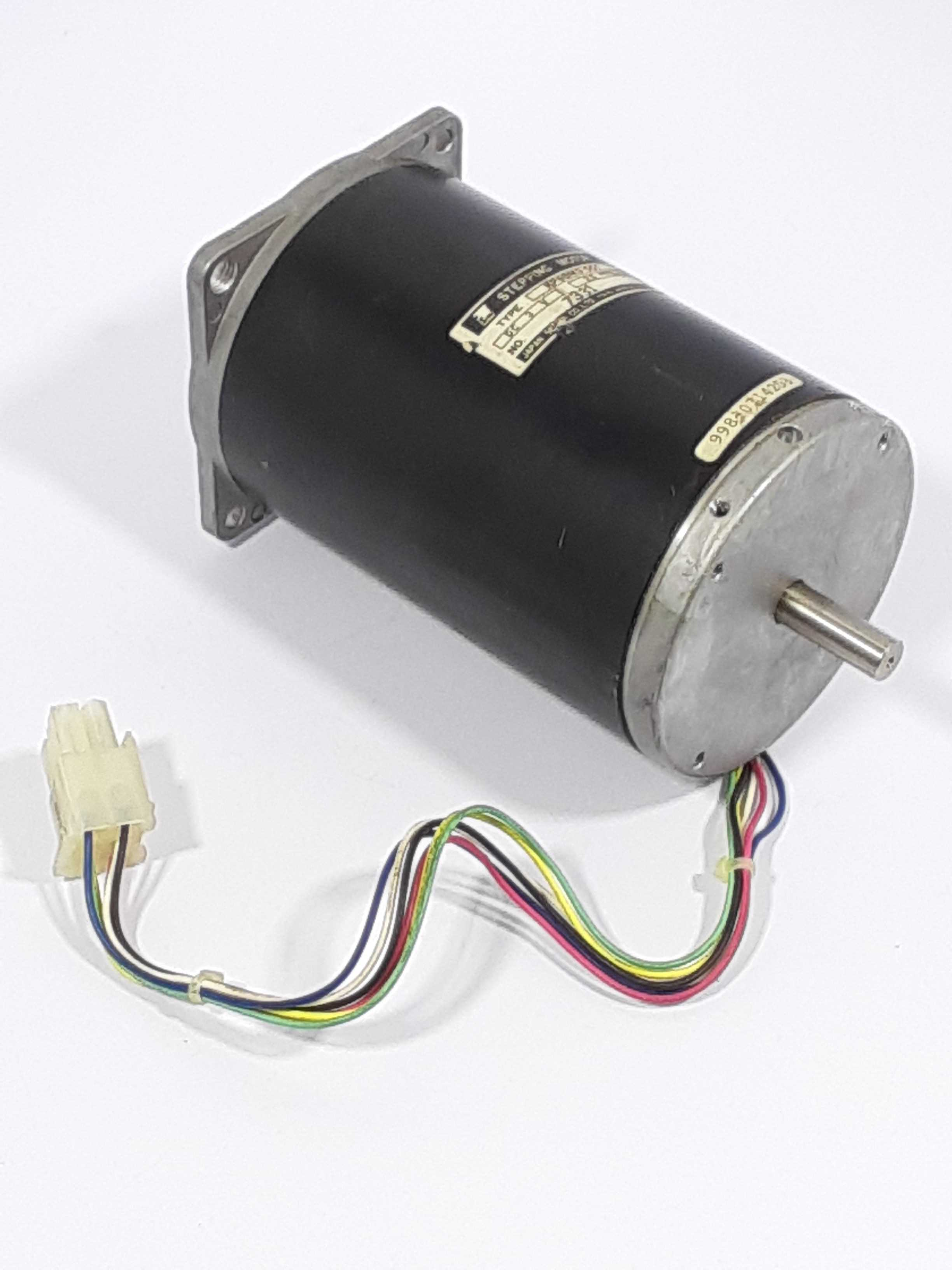Japan Servo Co. Ltd. KP8BM3-001 Stepping Motor