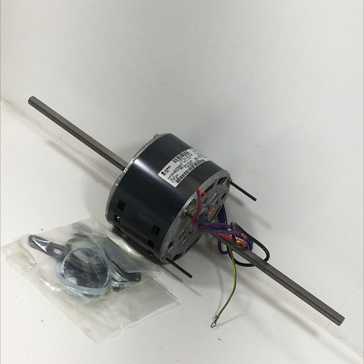 General Electric 5KSP39HG4939AT Speed Shaded Pole Motor