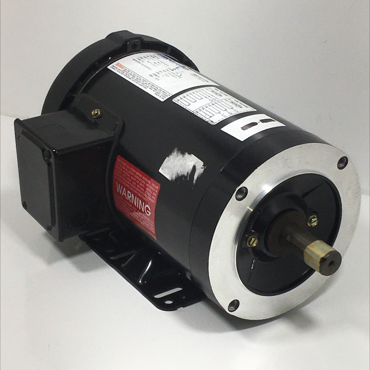 Marathon Electric ME050045 CVC Motor 1.5 HP 1765 RPM 208-230/460V
