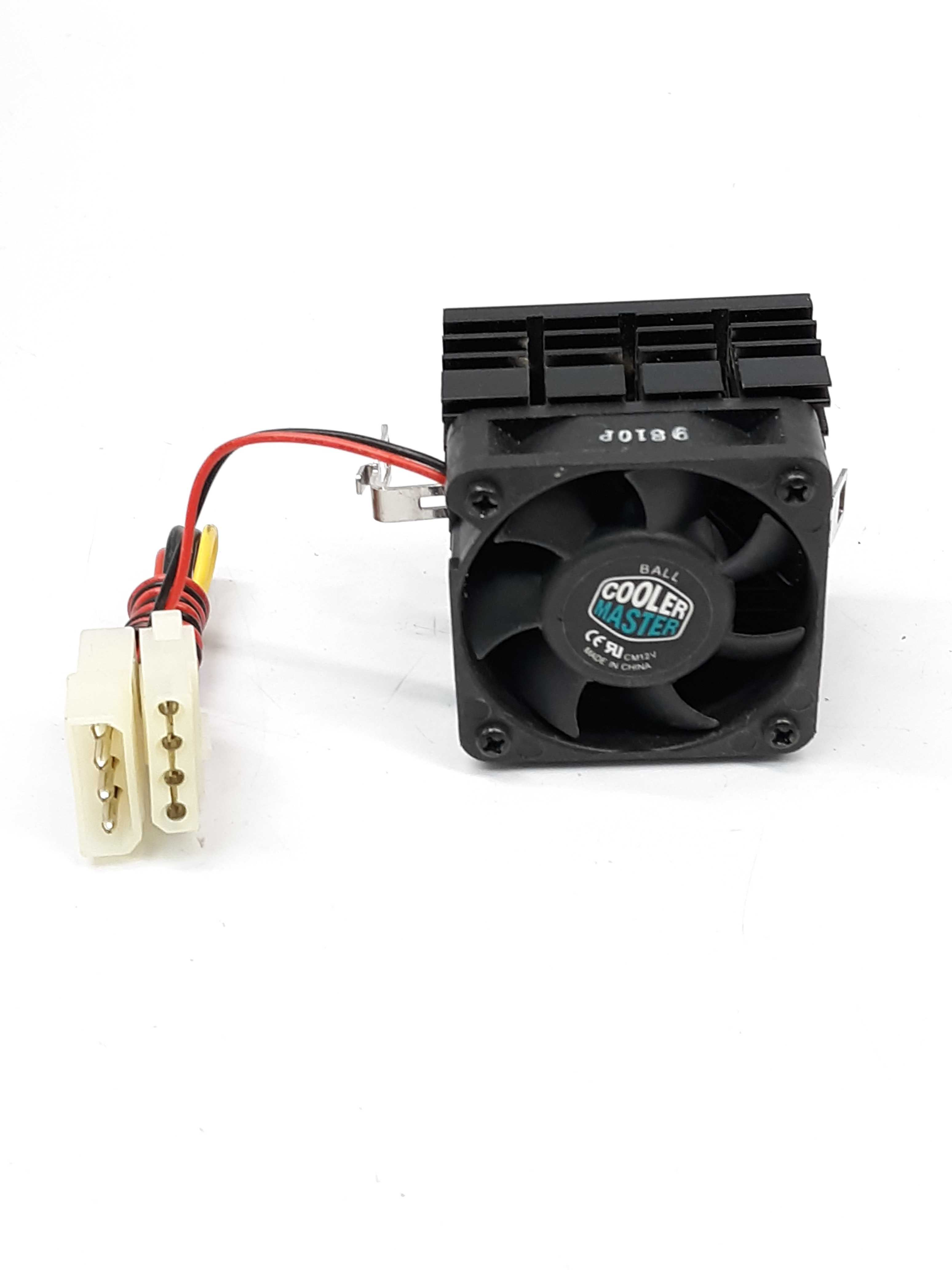 Cooler Master AFB0512HB DC Brushless Fan 12VDC 0.15A