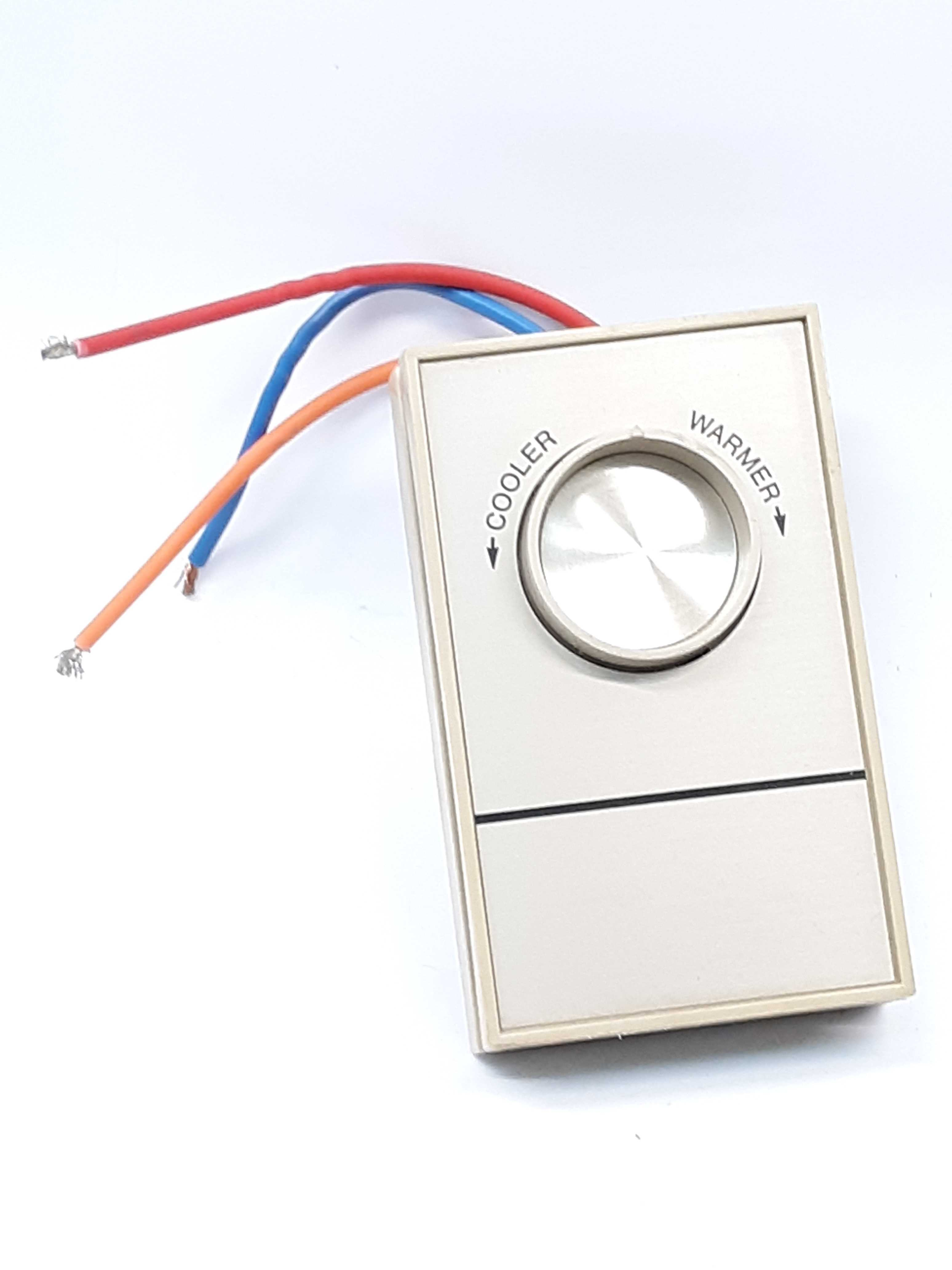 Sunne Controls TH126-022 Line Voltage Heating-Cooling Thermostat