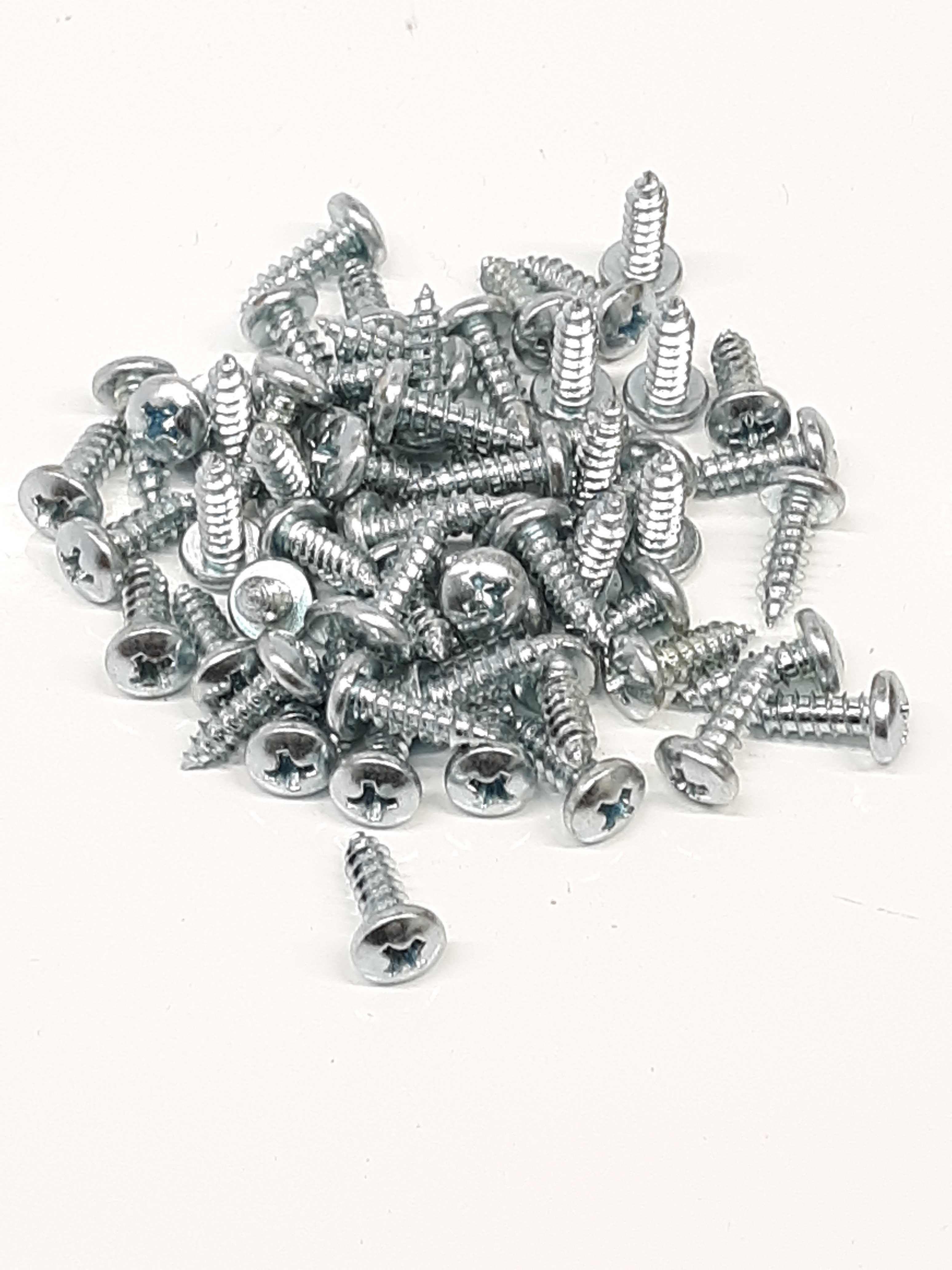 Pan PHP812 Phillips Tapping Screw 8x1/2 Lot of 95