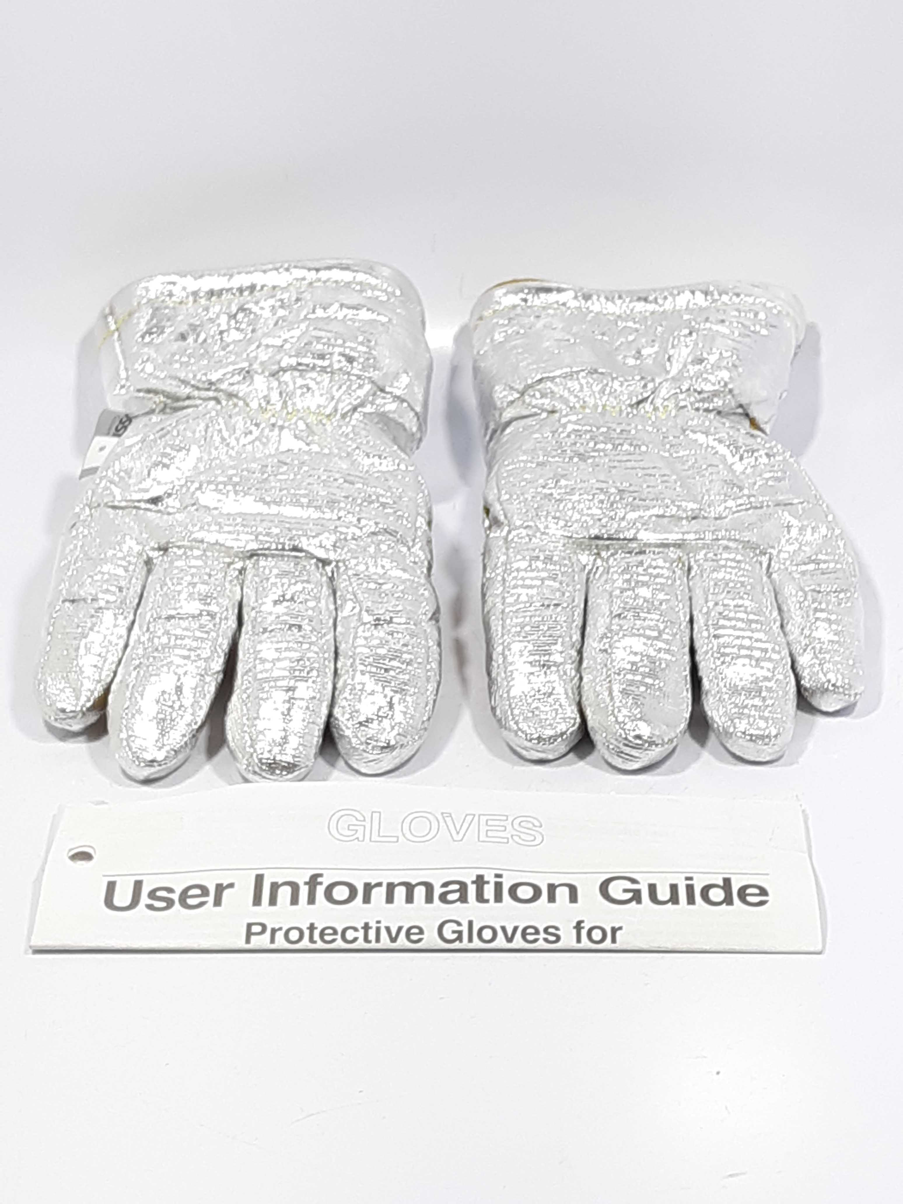 American Firewear GL-BPR-RGA-S Aluminized Proximity Firefighting Gloves S