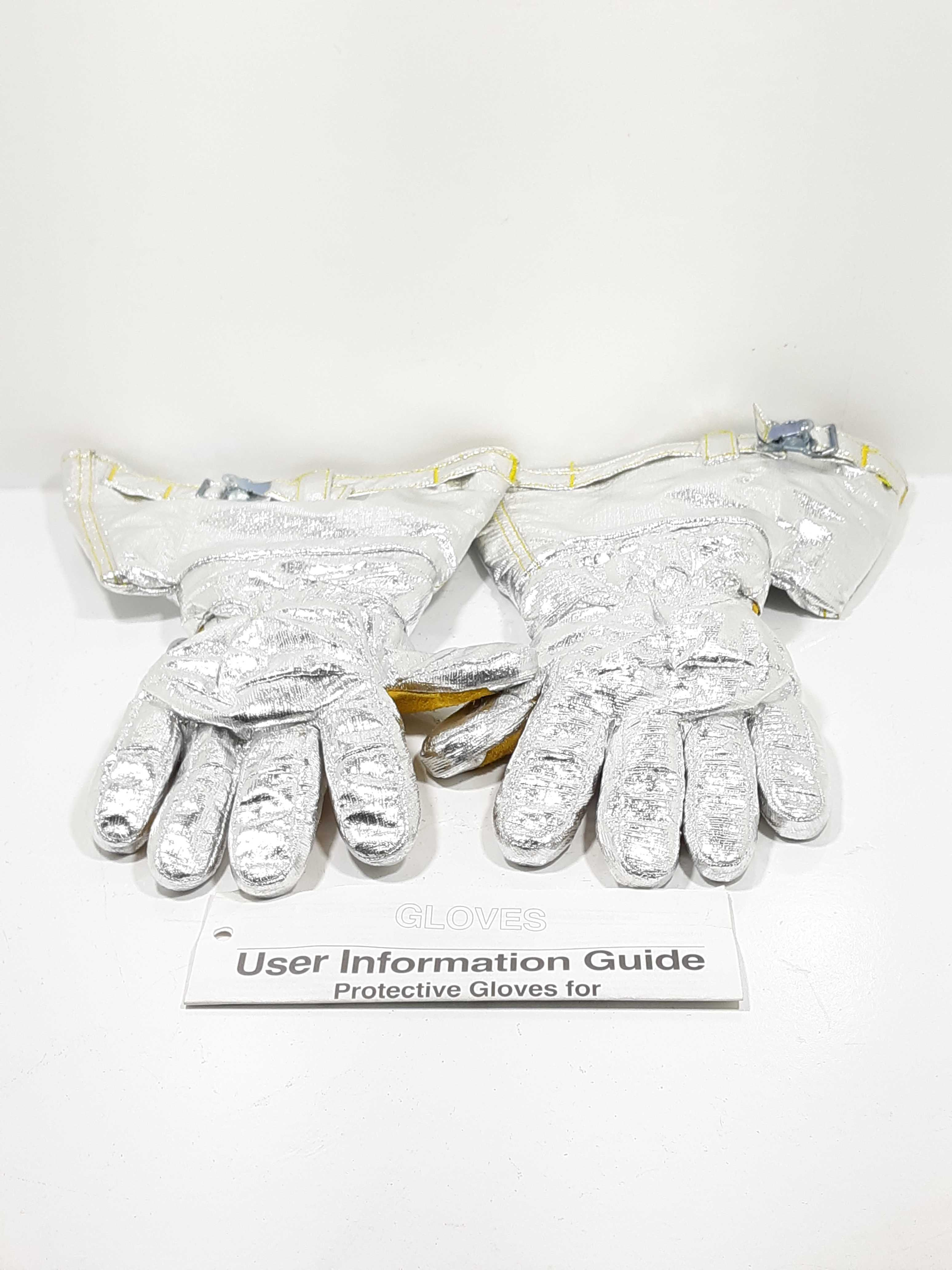 American Firewear GL-HNO-RGA-XL Aluminized Proximity Firefighting Gloves XL