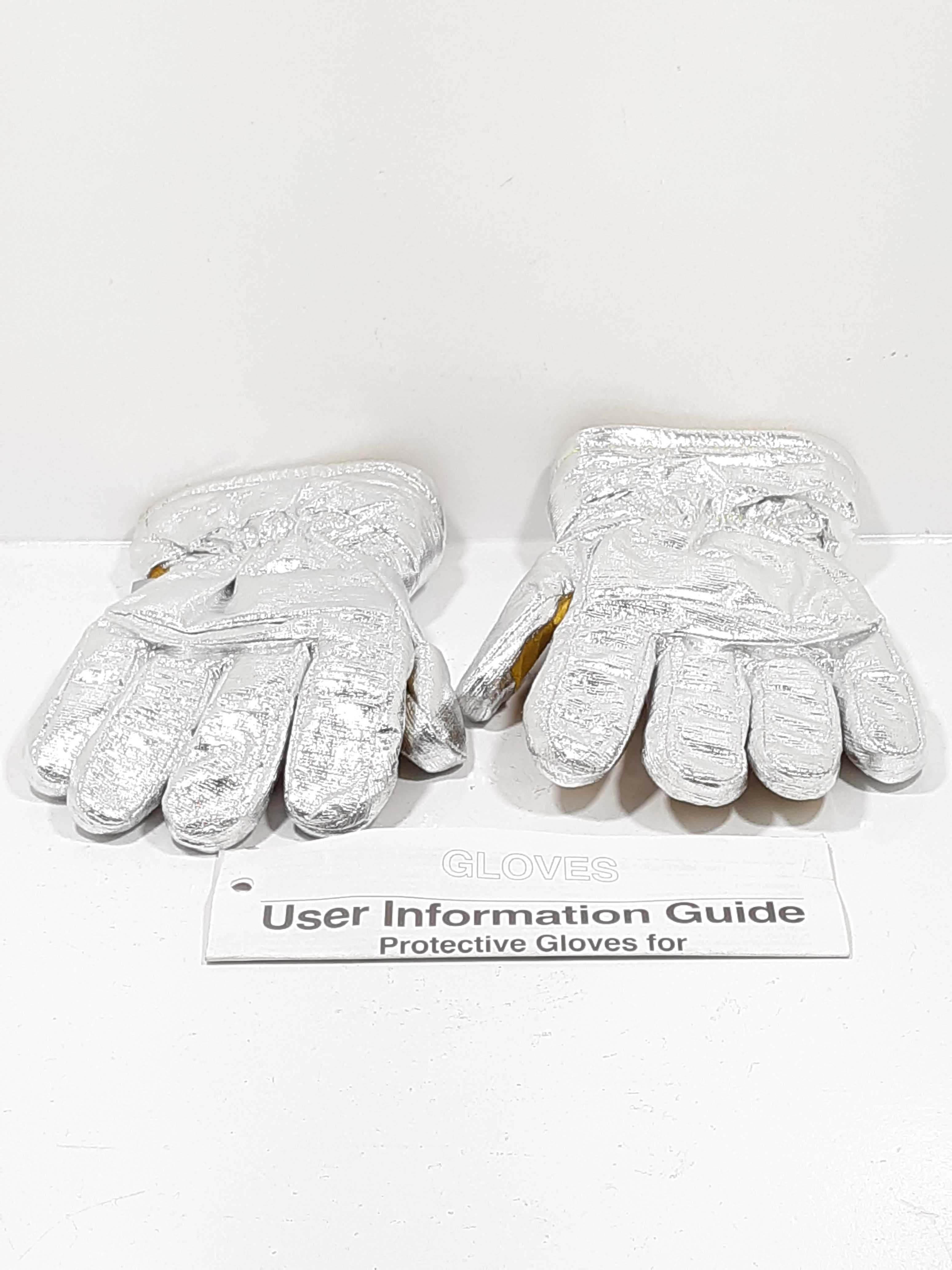 American Firewear GL-BPR-RGA-XL Aluminized Proximity Firefighting Gloves XL