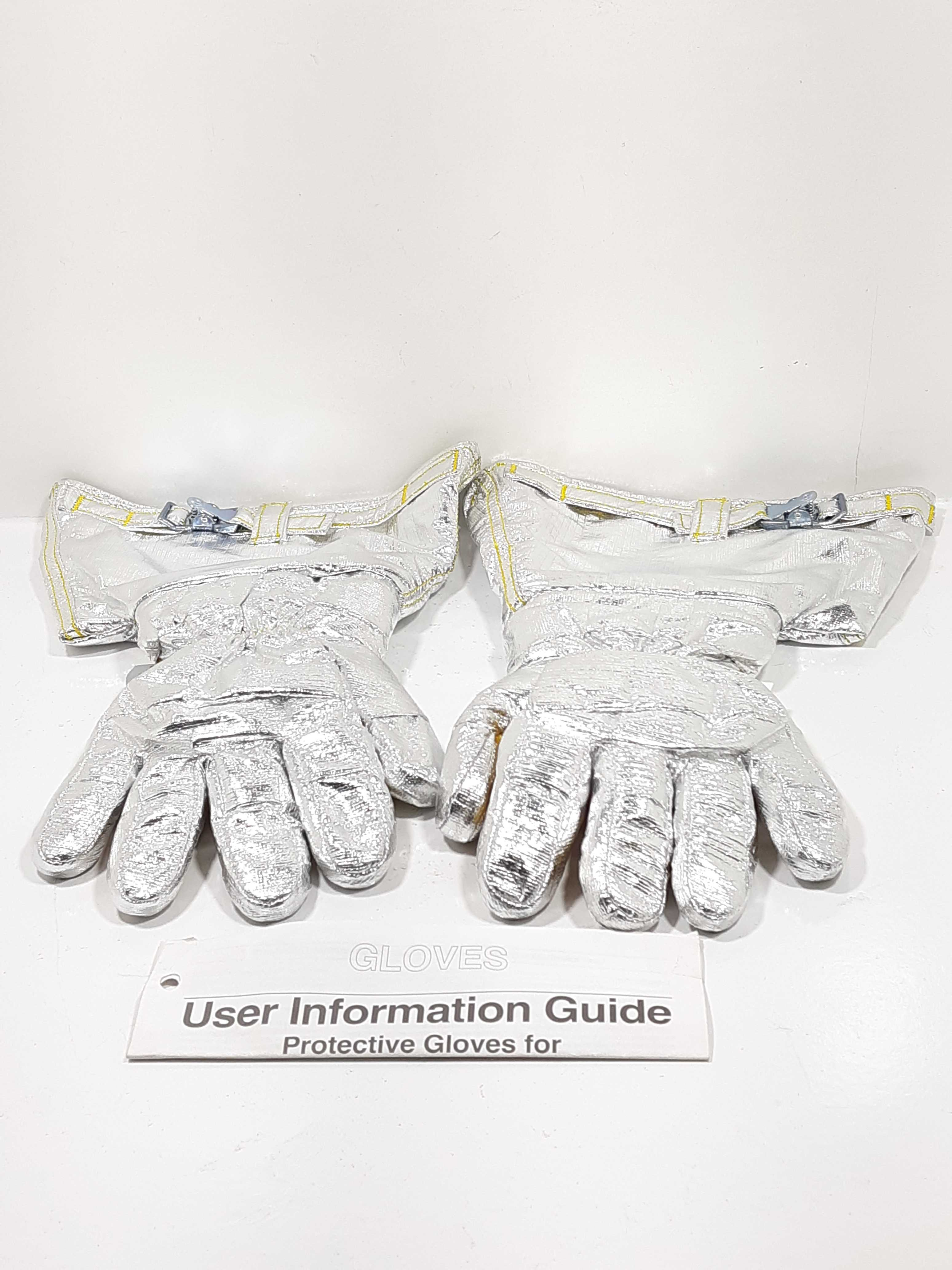 American Firewear GL-HNO-RGA-L Aluminized Proximity Firefighting Gloves L