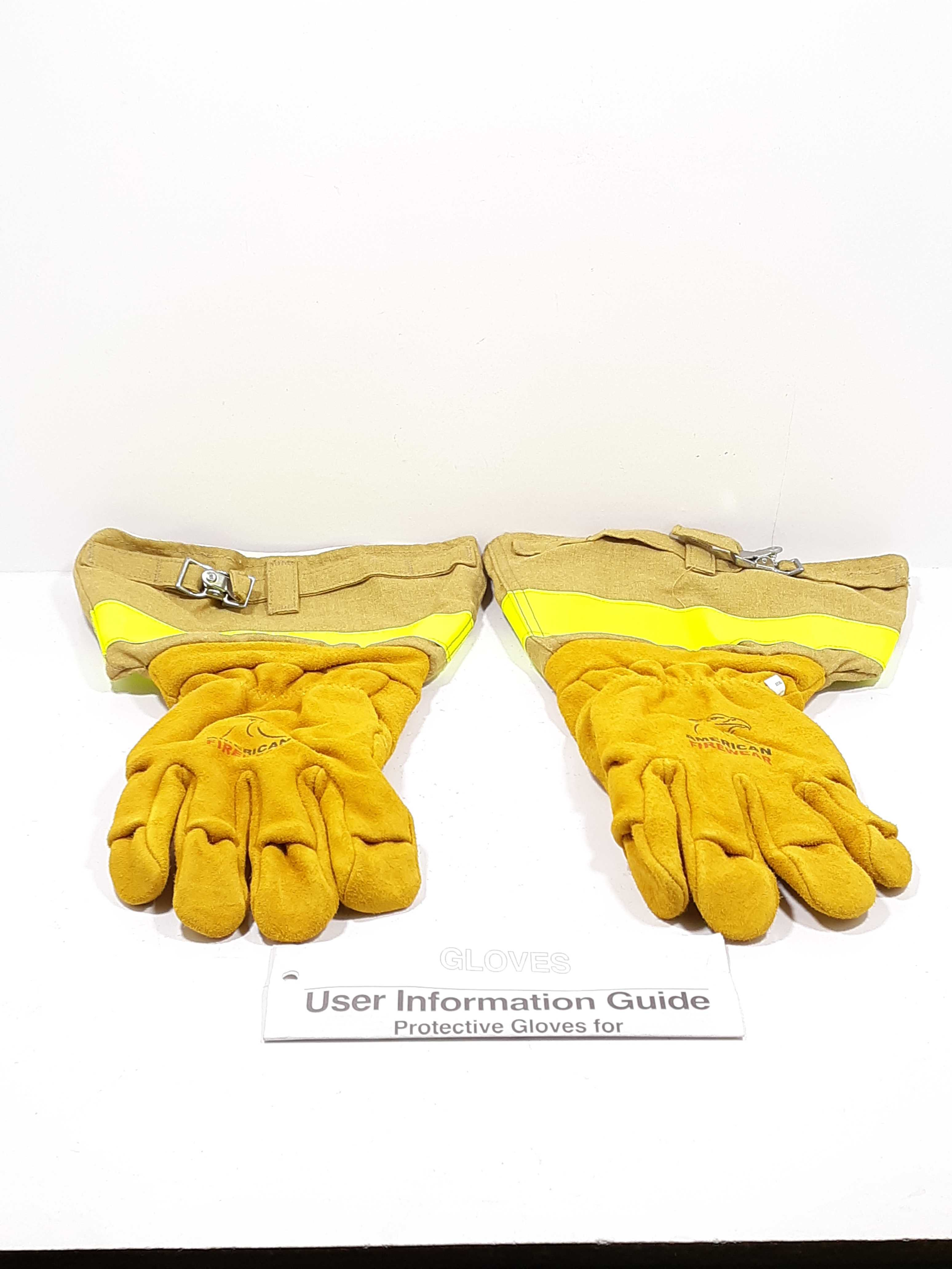 American Firewear GL-HNO-EGGS-M-3XL Sleevemate  Firefighting Gloves 3XL