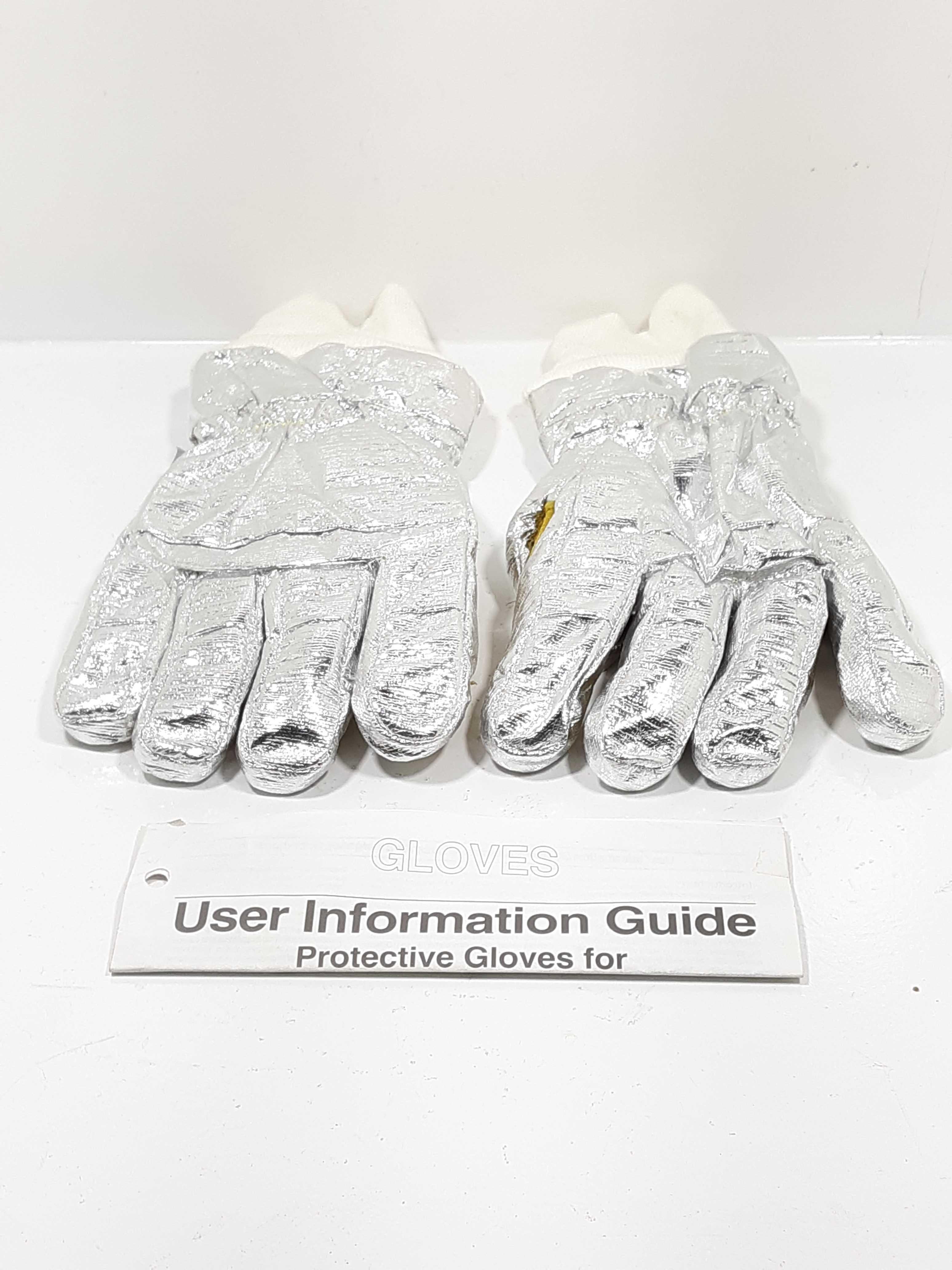 American Firewear GL-BPR-RWA-3X Aluminized Proximity Firefighting Gloves 3X