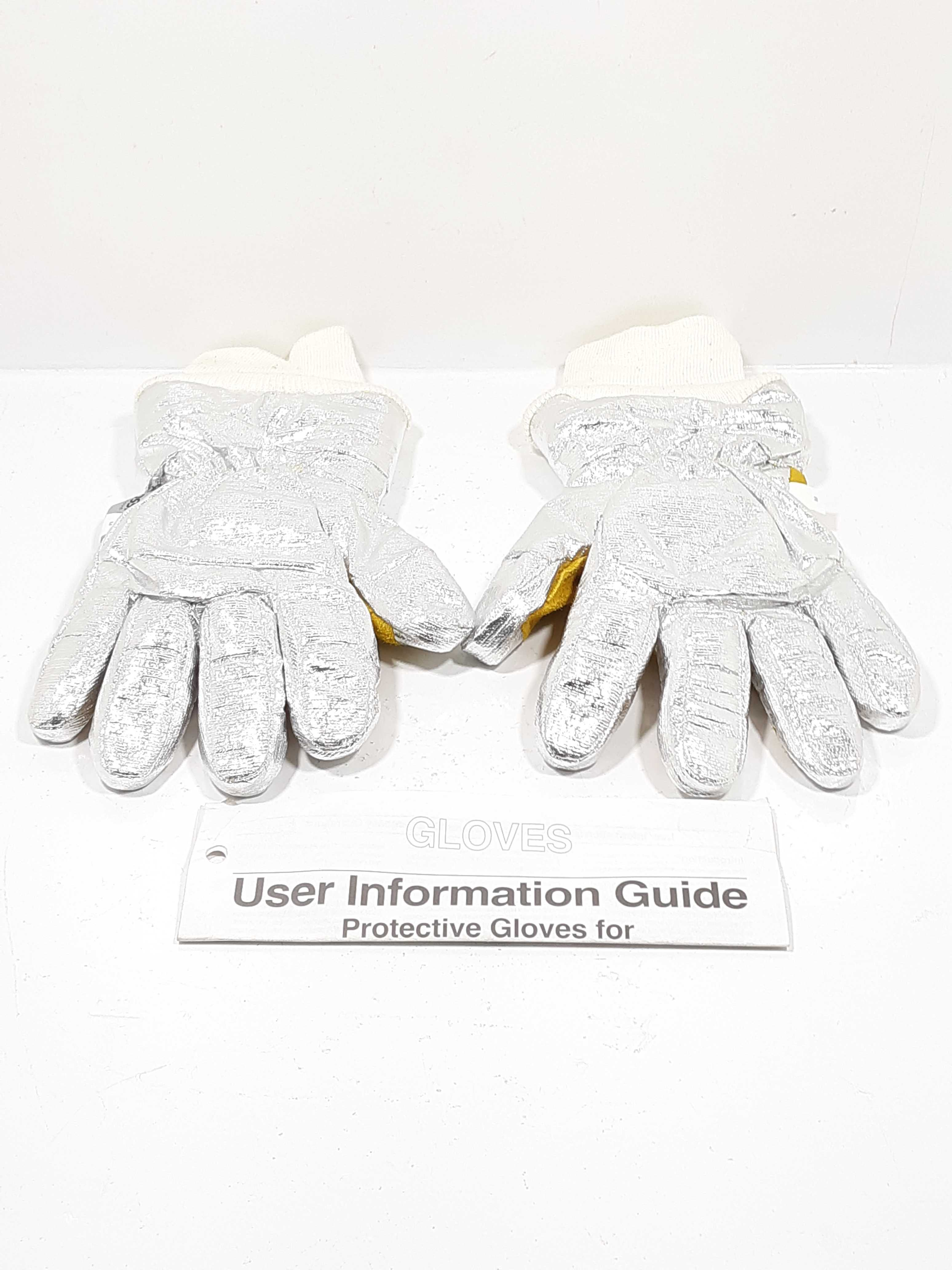 American Firewear Gloves Aluminized Proximity Firefighting Gloves M