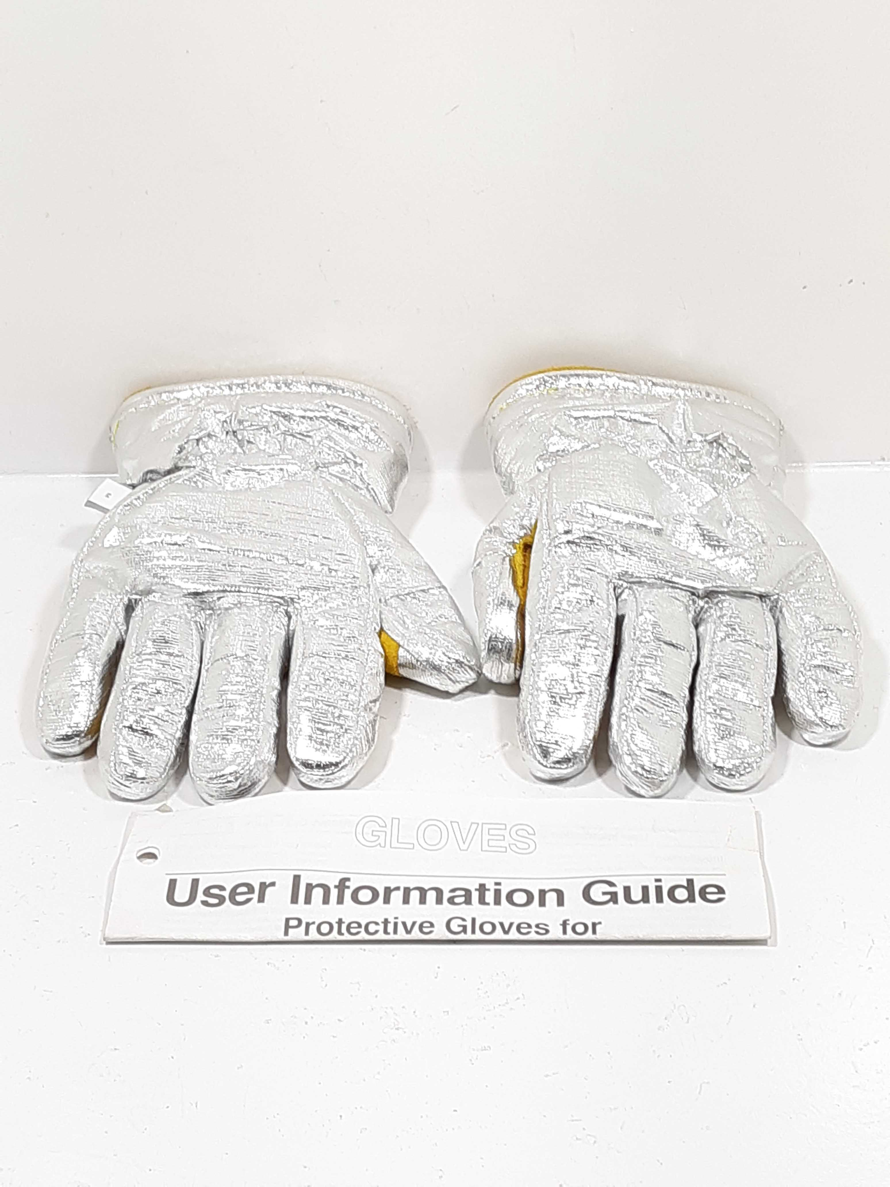 American Firewear GL-BPR-RGA-2XL Aluminized Proximity Firefighting Gloves XXL