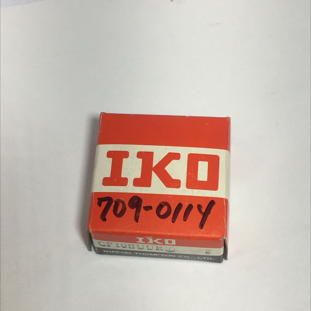 IKO CF10BUUR Cam Follower Lot of 2