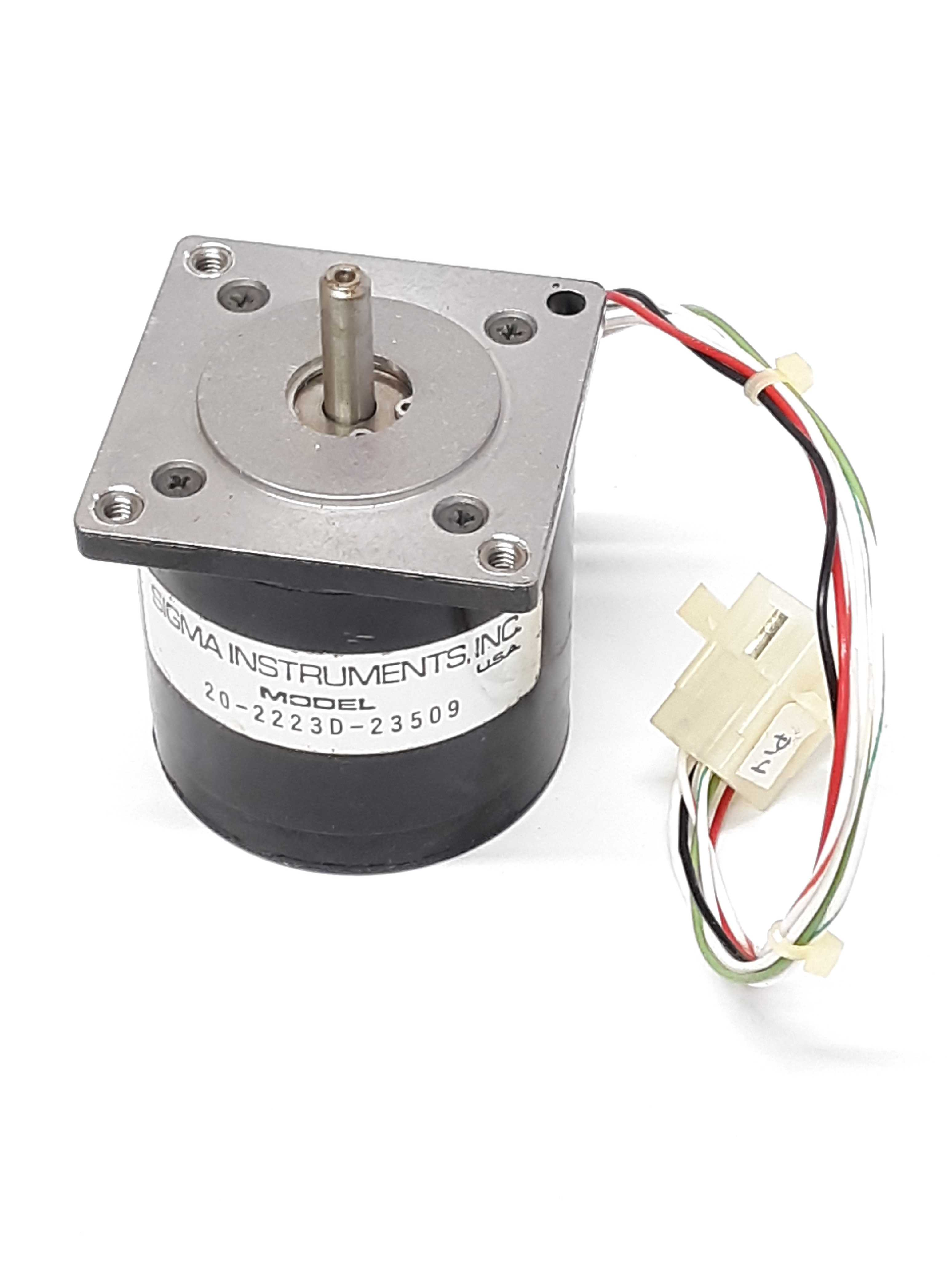 Sigma Instruments Inc. 20-2223D-23509 Stepper Motor 1/4
