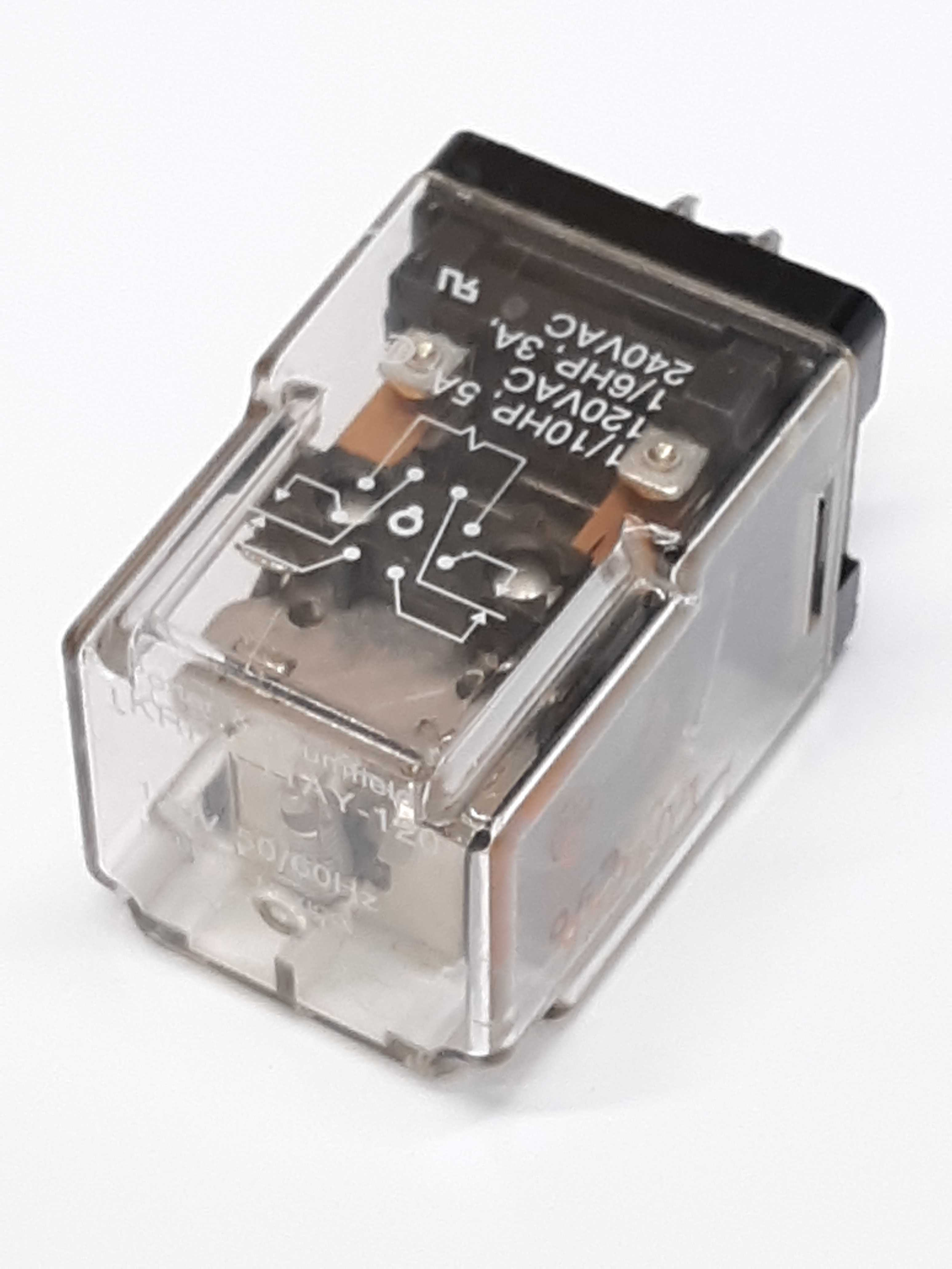 Potter & Brumfield KRPA-11AY-120 Relay 120 VAC