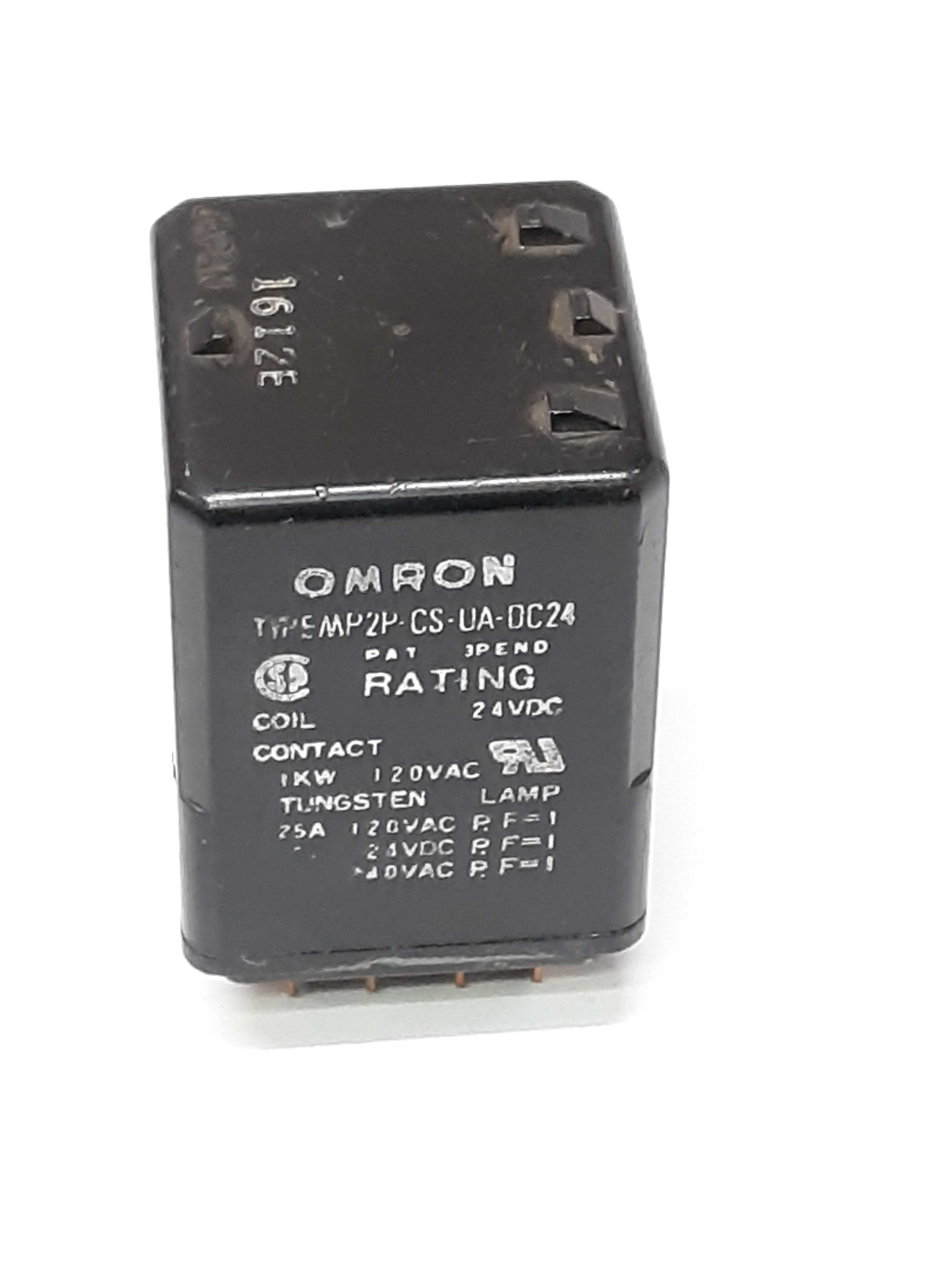 Omron MP2P-CS-UA-DC24 Relay 24 VDC Coil